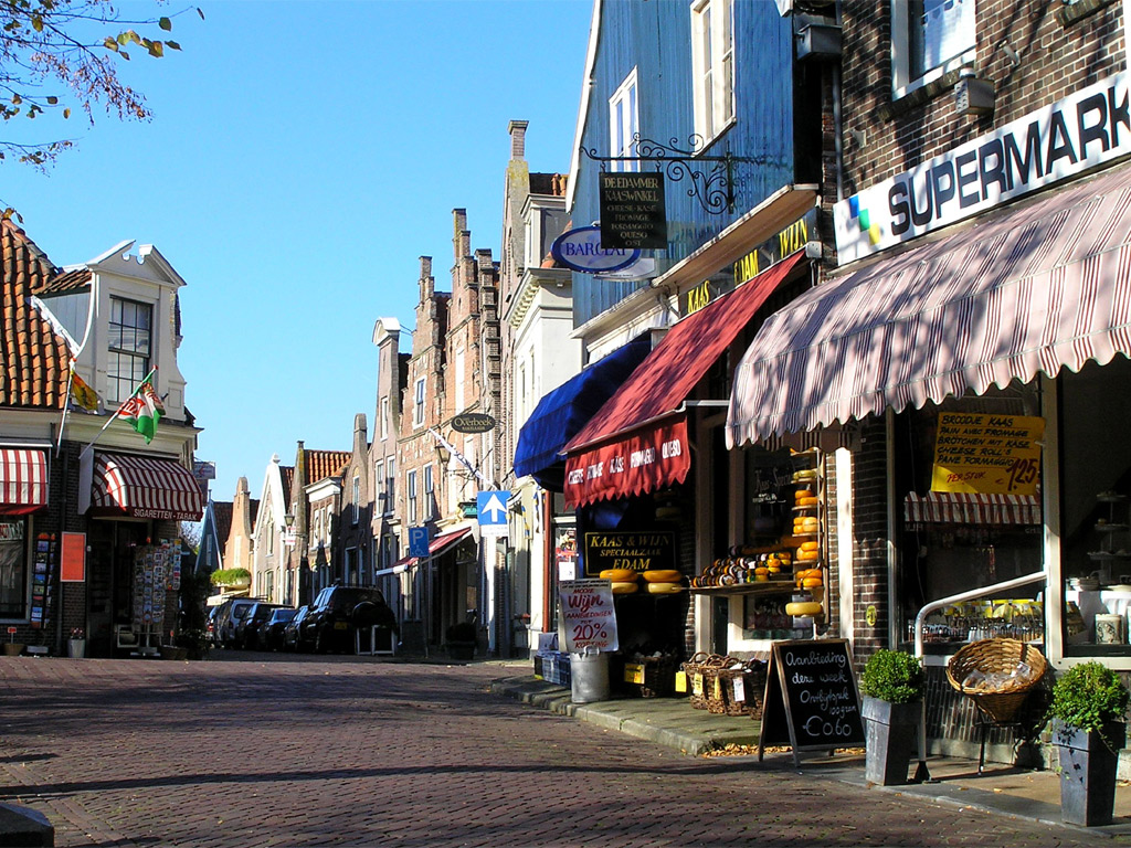 Edam 4 The Netherlands