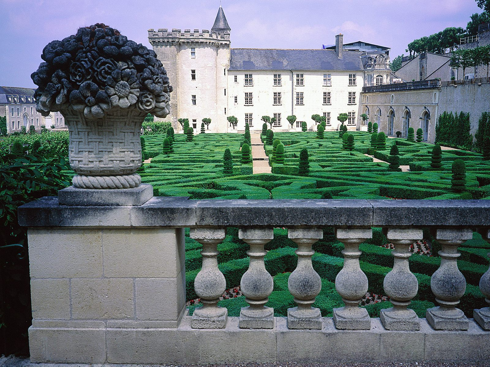 Chateau de Villandry France