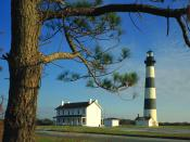 Bodie Island Lighthouse Cape Hatteras National Seashore North Carolina